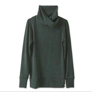 Kavu Sweetie Sweater Green Size Medium